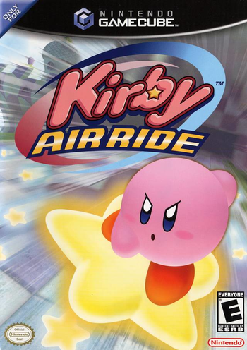 Kirby Air Ride (Video Game) - TV Tropes on mario kart ds maps, paper mario maps, pikmin maps, the legend of zelda maps, resident evil maps, mario kart 7 maps, tales of symphonia maps, luigi's mansion maps, mario kart 8 maps, metroid maps, super mario galaxy maps, kirby's dream land 2 maps, doom maps, mario party 7 maps, mario kart 64 maps,
