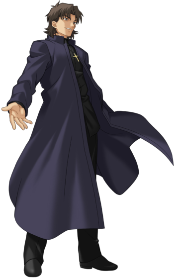 Fate/stay night: Humans / Characters - TV Tropes