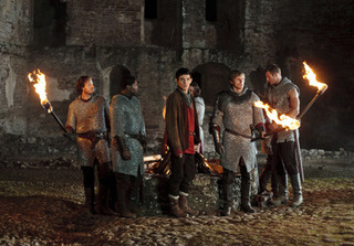 Merlin S 04 E 01 The Darkest Hour Part I / Recap - TV Tropes