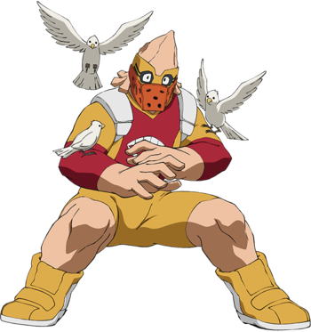 My Hero Academia Class 1 A Characters Tv Tropes