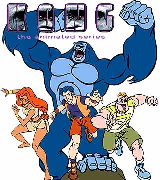 Kong: The Animated Series (Western Animation) - TV Tropes