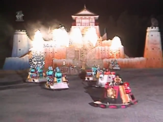 Takeshis castle winners prizes