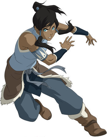 Avatar The Last Airbender The Avatar Characters Tv Tropes