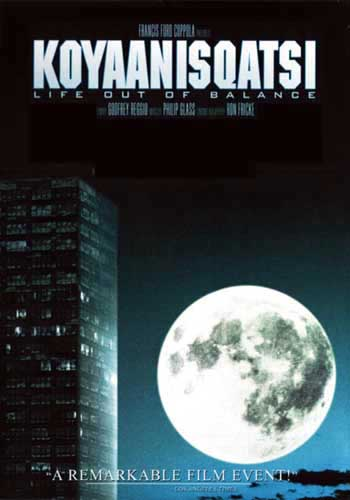 "an analysis of the movie koyaanisqatsi by godfrey reggio Koyaanisqatsi attempts to show its audience through its imagery that the human   the ""ugly"" shots in the film have a long term meaning yes."