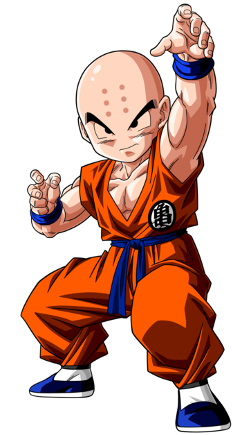 Dragon Ball Z Cartoon Characters Names : Dragon ball krillin characters tv tropes