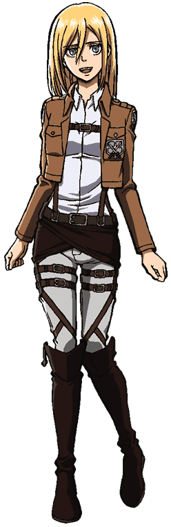 Attack on Titan: The 104th Trainee Corps / Characters - TV