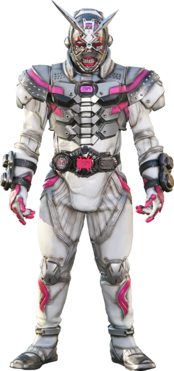 Kamen Rider Zi-O: Another Riders / Characters - TV Tropes
