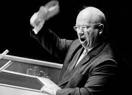 Nikita Khrushchev / Us...