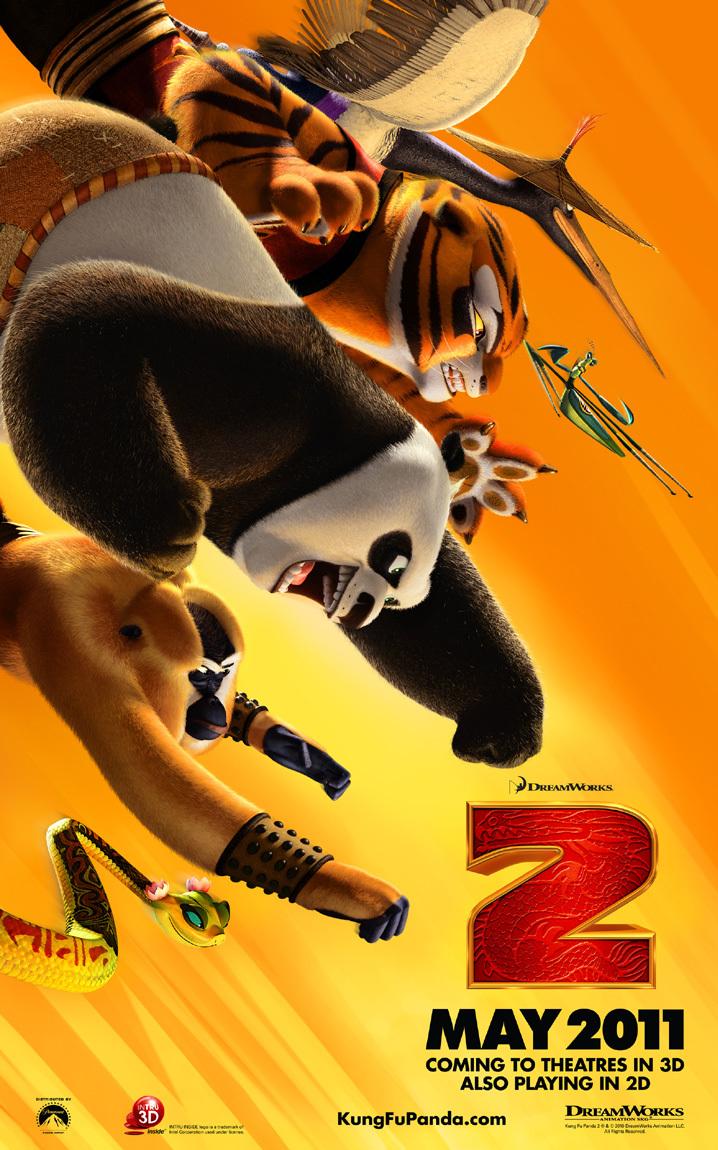 Kung Fu Panda 2 (Western Animation) - TV Tropes