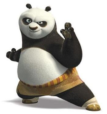 Kung Fu Panda Master Po Ping Characters Tv Tropes