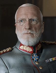Generalmajor Seegers Reichswehr