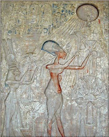 Image result for akhenaten