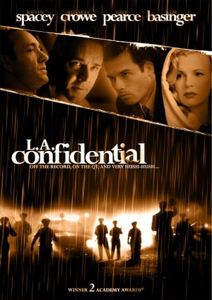 l a confidential analysis La confidential is a 1997 american neo-noir crime film directed, produced and co-written by curtis hanson the screenplay by hanson and brian helgeland is based on james ellroy's 1990 novel of the same name, the third book in his la quartet series.
