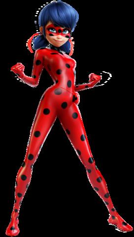Miraculous Ladybug Marinette Dupain Cheng / Characters - TV