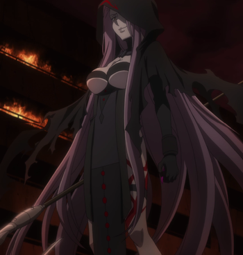 Fate/Grand Order: Unclassed / Characters - TV Tropes