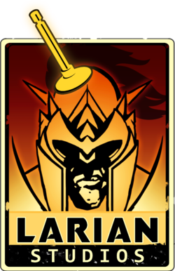 https://static.tvtropes.org/pmwiki/pub/images/larian_studios_logo.png