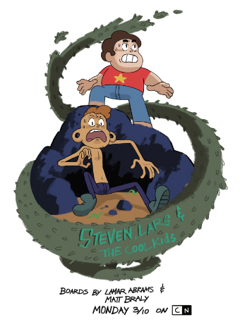 steven universe s1e14 quotlars and the cool kidsquot recap