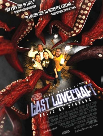 The Last Lovecraft: Relic of Cthulhu (Film) - TV Tropes
