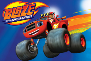 Blaze And The Monster Machines Western Animation Tv Tropes