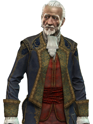 Assassin S Creed Iv Black Flag The Templars Characters Tv