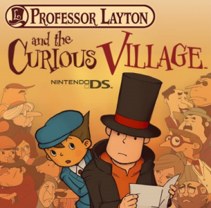 Video Game Professor Layton And The Curious Village