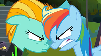 My Little Pony Friendship Is Magic S8 E20 The Washouts Recap Tv Tropes Later she just joined the washouts and i was shocked and i couldn't let her do this. little pony friendship is magic s8 e20
