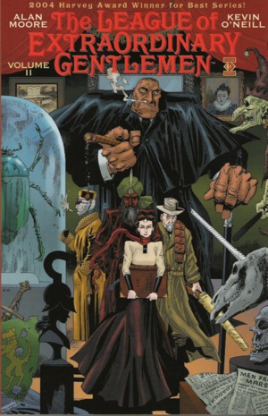 c372b2ac0 The League of Extraordinary Gentlemen (Comic Book) - TV Tropes