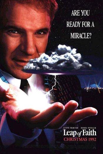 leap of faith film tv tropes - Steve Martin Christmas Movie