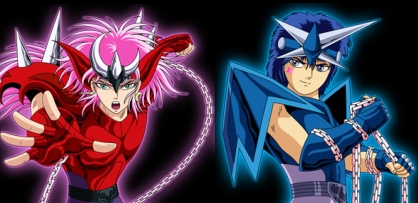 Saint Seiya Other And Unknown Rank Saints Characters