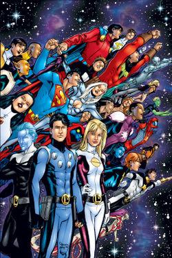 Legion Of Super Heroes Comic Book Tv Tropes