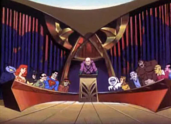 Legion of SuperHeroes  Characters  TV Tropes