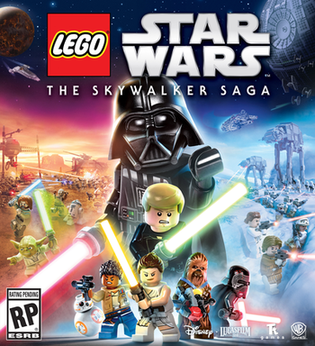 Lego Star Wars Video Game Tv Tropes