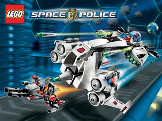 Lego Space Police Toys Tv Tropes