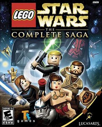 скачать игру lego star wars the video game