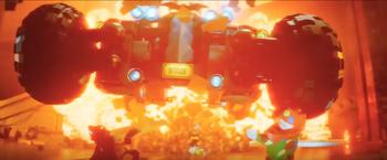 The Lego Batman Movie Awesome Tv Tropes