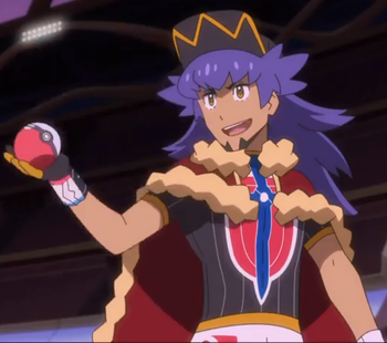 Pokemon Sword And Shield Anime Characters Tv Tropes