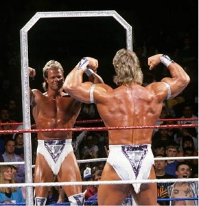 Image result for NARCISSIST'S MIRROR Lex Luger