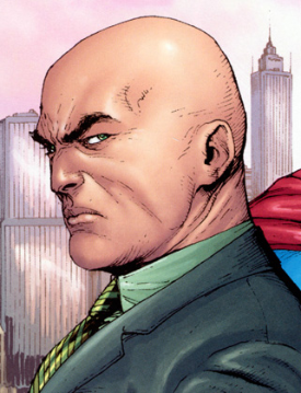 Lex Luthor Humiliated Supergirl