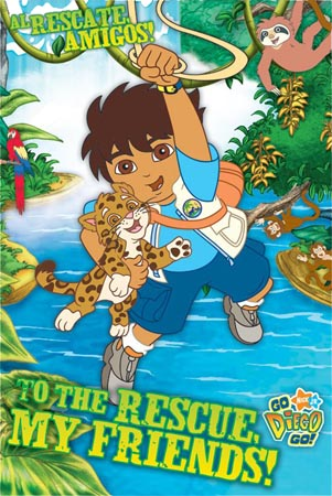 Go Diego Go Western Animation  TV Tropes
