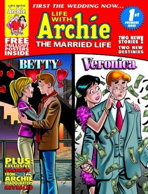 Veronica and pup wedding
