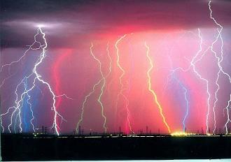 Yellow Lightning, Blue Lightning - TV Tropes