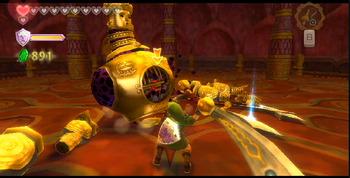 The Legend of Zelda: Skyward Sword / Awesome - TV Tropes