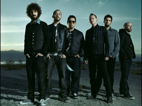 ... , Mike Shinoda, Mr. Hahn, Chester Bennington, Rob Bourdon, Phoenix