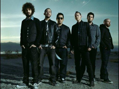 ... , Mike Shinoda, Mr. Hahn, Chester Bennington, Rob Bourdon, Phoenix
