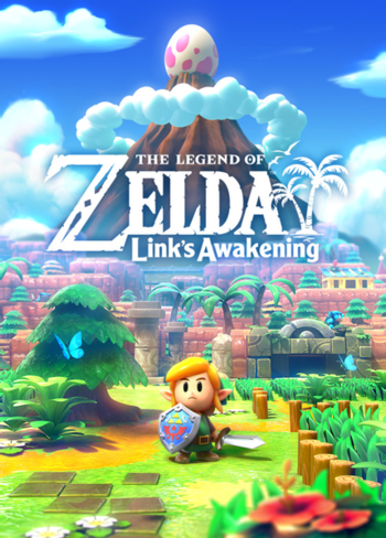 links awakening face shrine