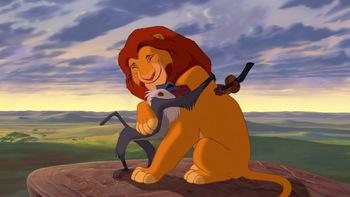 The Lion King / Heartwarming - TV Tropes