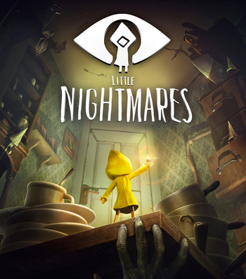 Little Nightmares Video Game Tv Tropes