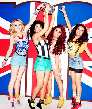 2 Little Mix Clips for Shoes