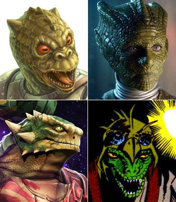 The Reptilians - TV Tropes