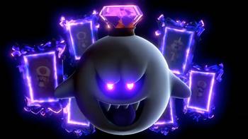 Luigi S Mansion 3 Nightmare Fuel Tv Tropes